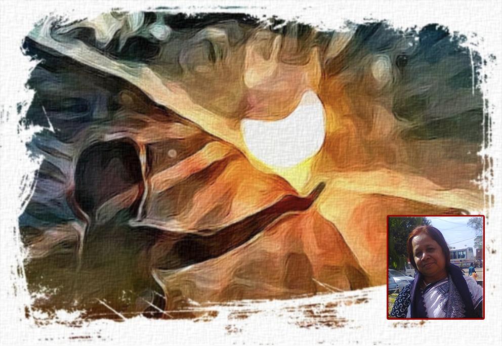 দুপুরচন্ডির প্রতীক্ষা (পর্ব ৯) - আফরোজা অদিতি